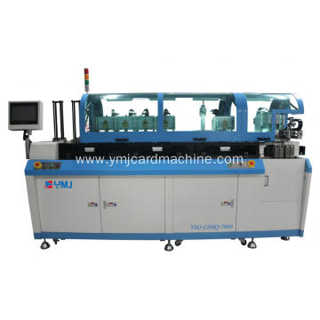 Smart SIM Card Punching Machine Six Stations