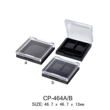 Square Cosmetic Powder Packaging