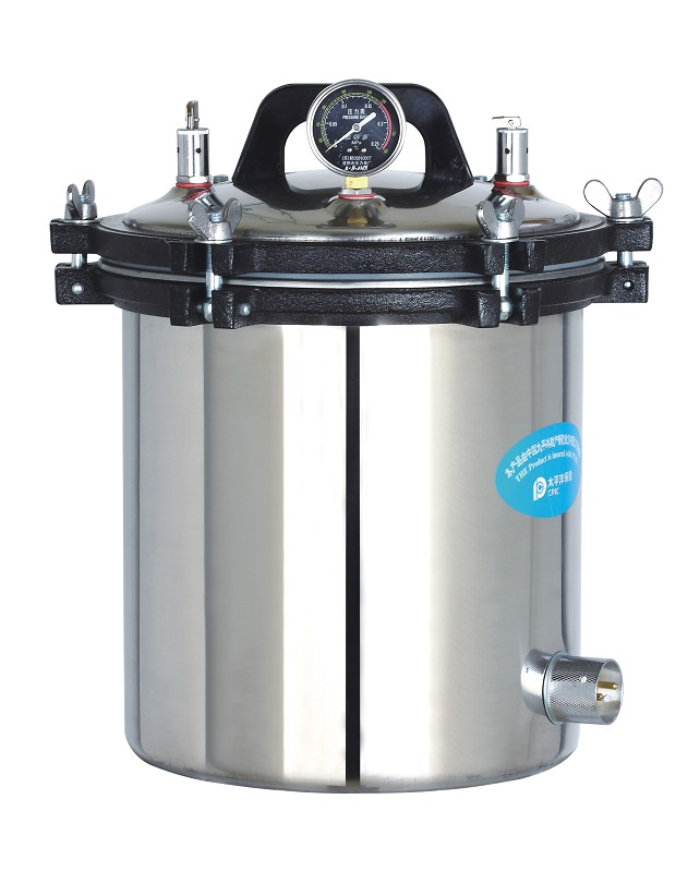 portable autoclave steam sterilizer
