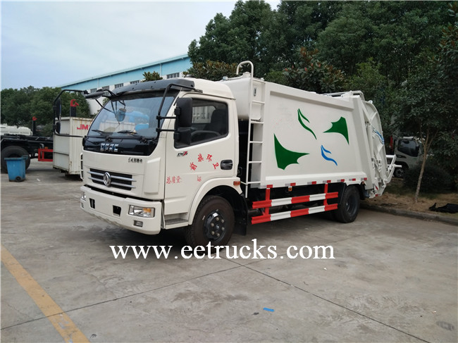 RHD Refuse Collection Vehicles