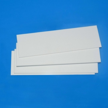 Machinable thin alumina ceramic sheet