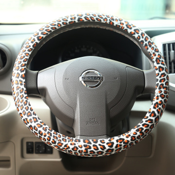 Girl Car interior decoration silicone steering wheel cover