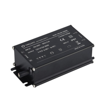 60W 12V 5A LED Power Supply Contant Voltage