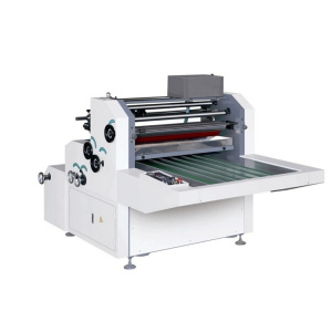 Water-based film laminating machine