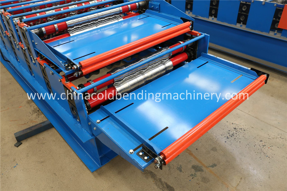 Double Layer Production Line Price
