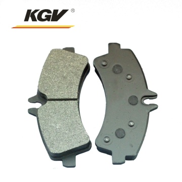 WVA29217 Auto Car Brake Pads for MERCEDES-BENZ
