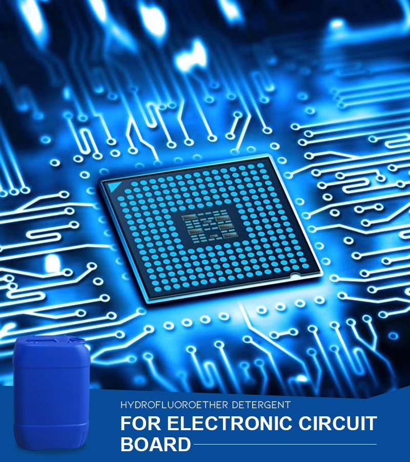 electronic circuit board cleaning agent (10)