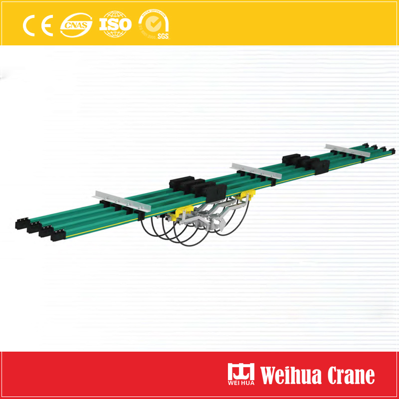 Single Pole Condutor Rail System