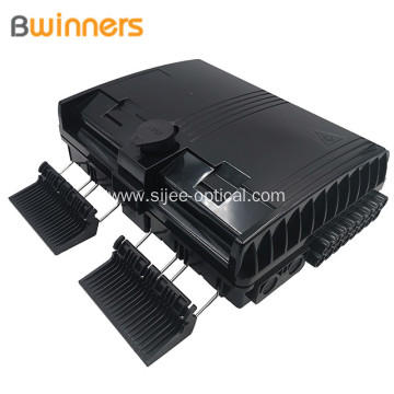 Outdoor IP65 Waterproof 16 Core FTTH Fiber Optic Termination Distribution Box