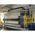 Automatic Pharmacy Chamber Filter Press Big Capacity