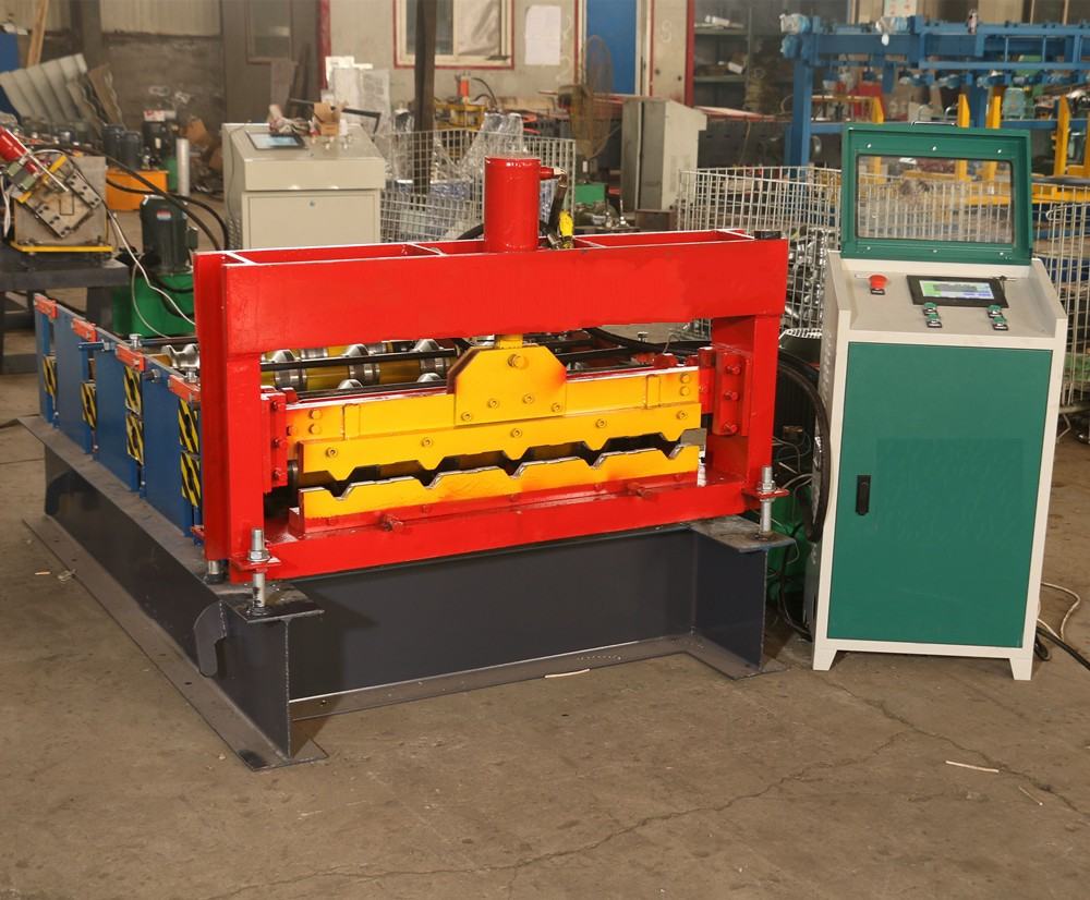 Crimping Automatic Roll Forming Machine