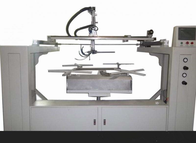 6-axis reciprocating machine