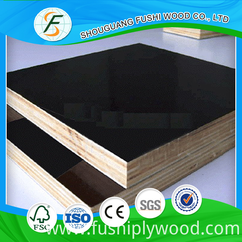 E1 12MM Film Faced Plywood