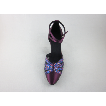 Womens dance shoes purple