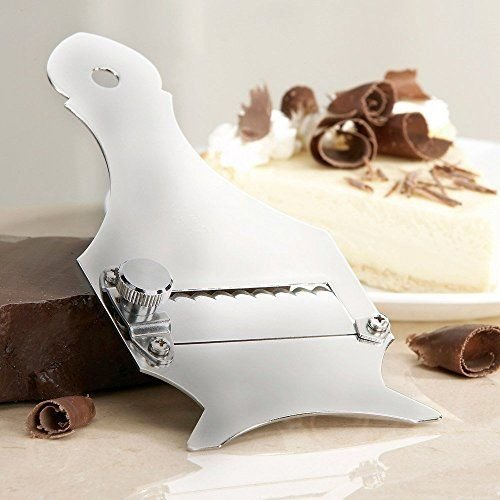 Stainless Steel Adjustable Cheese Chocolate Slicer Tools