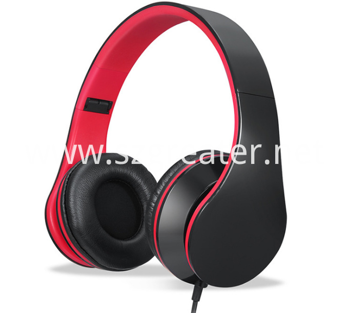 Wired Headphone With Mic Cheap Headset