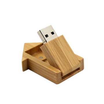 House model wooden usb flash drive