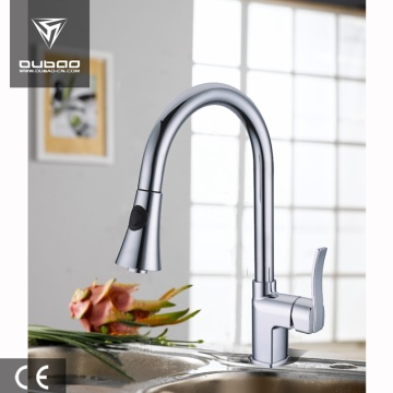 Pull Down Sprayer Flexible Hose Kitchen Tap Faucet