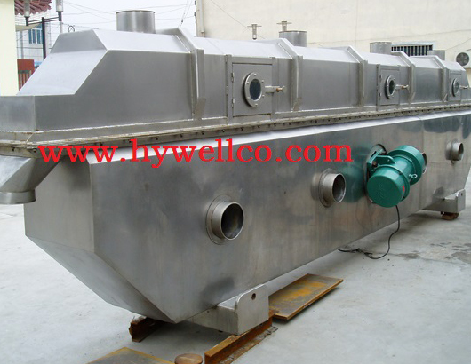 Itaconic Acid Vibrating Fluidized Dryer