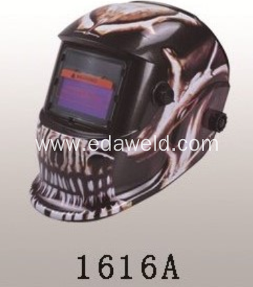 Electrical Welding Automatic Variable Tiger Pattern Mask