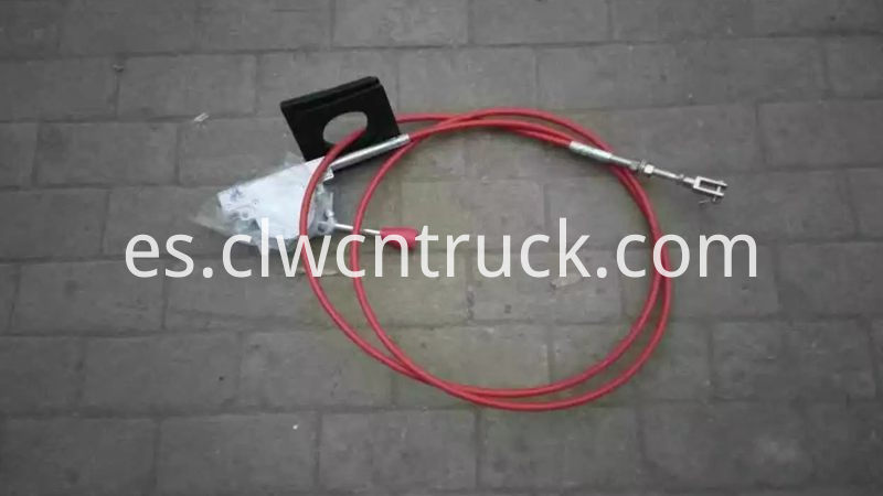 Flexible shaft pull switch