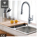 Chrome plating kitchen water faucet