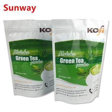 Custom Tea Packaging Bag