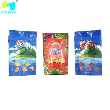 Customized Snack Packaging Bag for Food Packaging