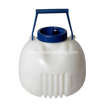 High Quality Cow Quarter Milker With Silicone Pipe