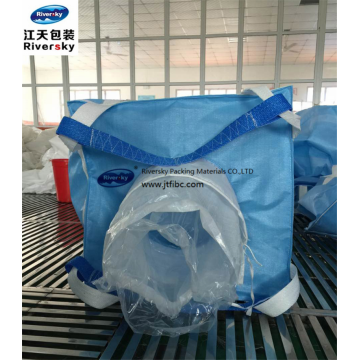 FIBC for Plastic particles
