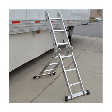 Aluminium Multi-Purpose  Folding Ladder