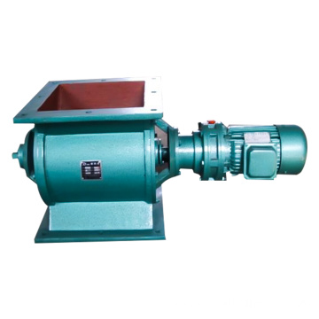 factory price cast iron discharge rotary valve