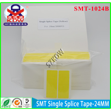 Best Price for for Black SMT Single Splice Tape Economic SMT Single Splice Tape 24mm export to French Guiana Manufacturer