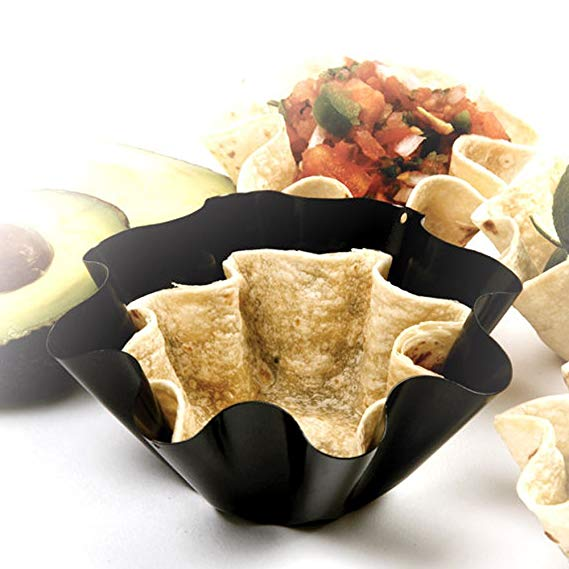 Flower Shape Tortilla Maker Taco Bowl Mould