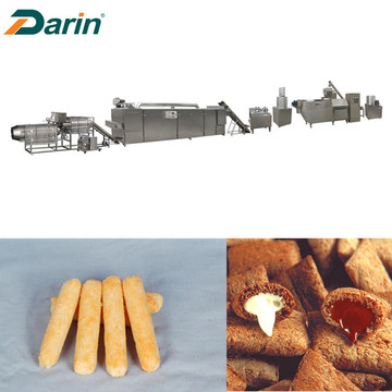 Automatic Core Filling Snack Processing Machine Price