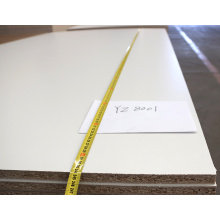 18mm white melamine particle board