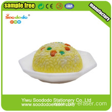 Hot Sell Rice Shaped Gift Eraser