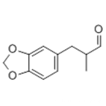 1,3-Benzodioxole-5-propanal,a-methyl- CAS 1205-17-0