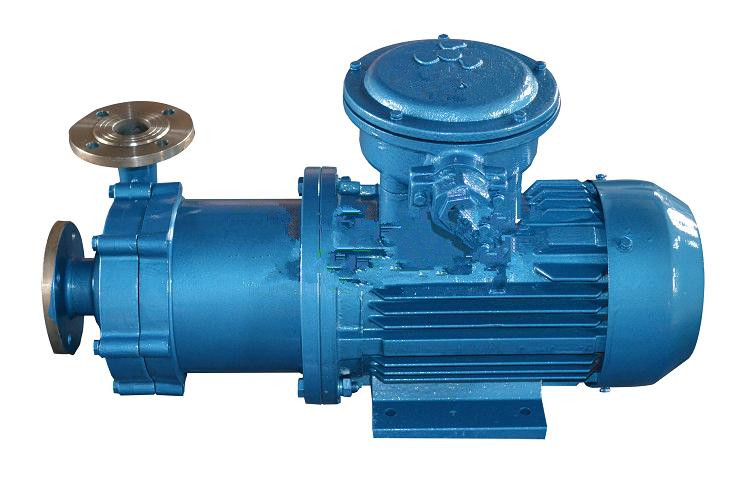 CQ type explosion-proof stainless steel magnetic pump 2