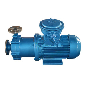 CQ type explosion-proof stainless steel magnetic pump