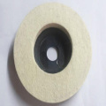 Wool Wheel Polishing Pads for Furniture