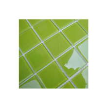 High Quality for Supply Swimming Pool Tiles,Blue Swimming Pool Tiles,Swimming Pool Tiles For Sale,Swimming Pool Tiles Mosaic to Your Requirements Green porcelain mosaic pool tiles export to Spain Suppliers