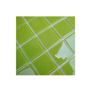 China for Blue Swimming Pool Tiles Green porcelain mosaic pool tiles supply to South Korea Suppliers