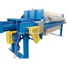 Automatic Wash Metallurgy Chamber Membrane Filter Press