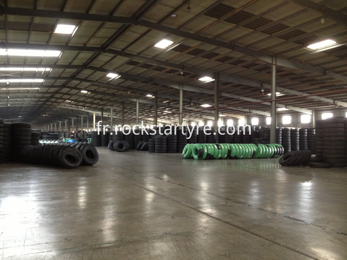 Truck Radial Tyre warehouse