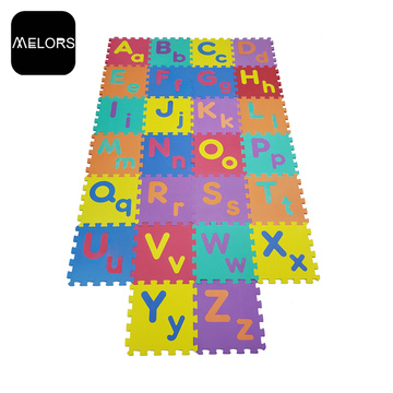 Non-toxic Alphabets Educational Foam Baby Play Mat