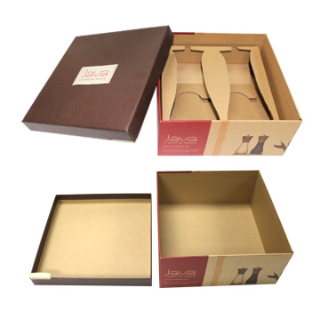 2 Pieces Of Rigid Box With Lid