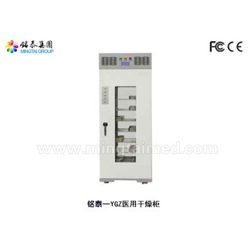 Medical equipment dry cabinet