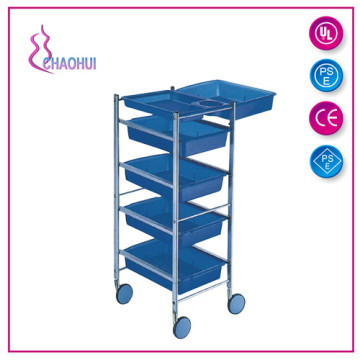 Plastic Trolley For Salon