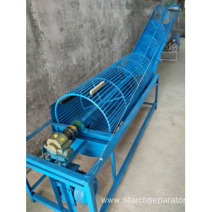 Leading for Cleaning Conveyor Equipment QX-200 Yam cleaning conveyor export to Indonesia Importers